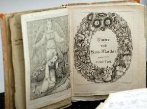 Сказки братьев Гримм. Издание 1812 года