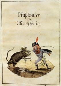 «Nußknacker und Mausekönig». Первое издание