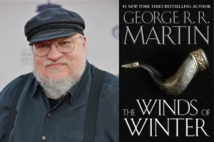 George Martin Winds of winter