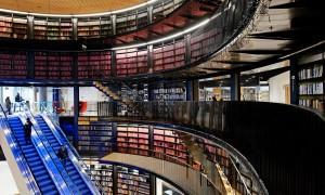 Новую библиотеку открыли в Бирмингеме в 2013 году, а в 2015 – сократили часы ее работы на 40%