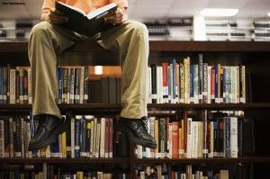 Чтение книг повышает уровень интеллекта