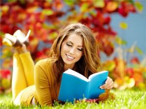 Чтение книг полезно не только для ума, но и для фигуры