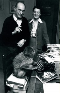 Пьер Буль, автор знаменитого фантастического романа «Планета обезьян»
