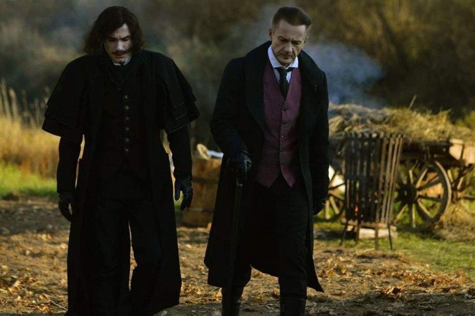 Выложили официальный трейлер российского сериала «Гоголь