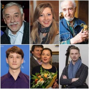 Лауреаты премии Президента России
