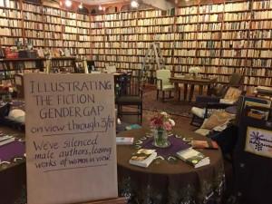 В книжном магазине «Loganberry Books» в Кливленде
