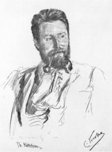 Теодор Северин Киттельсен (1857 – 1914)