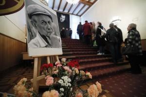 Moscow bids farewell to Russian poet Yevgeny Yevtushenko