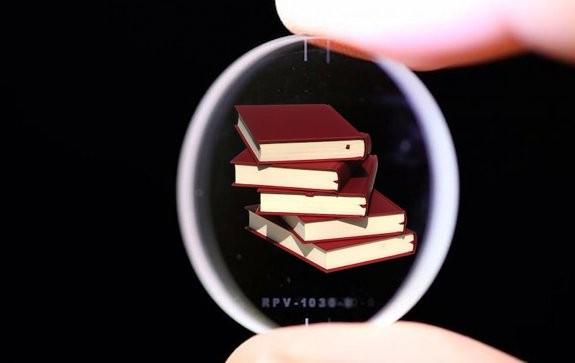 Российские проект сохранения книг на сто тысяч лет