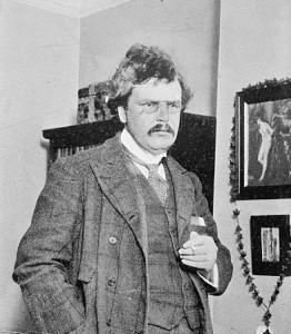Гилберт Кит Честертон (1874 – 1936)