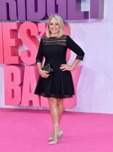 Helen Fielding Bridget Jones Baby World Premiere