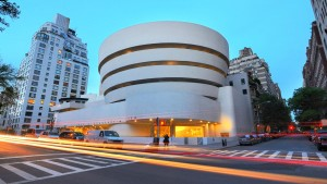the Solomon R. Guggenheim Museum_0