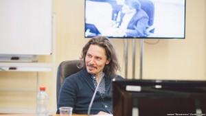 Александр Гаврилов, член оргкомитета премии «Просветитель»