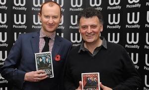 Создатели «Шерлока» – Марк Гэтисс и Стивен Моффат
