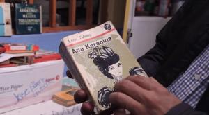 Первая книга в коллекции колумбийца