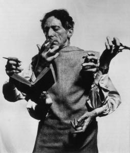 Жан Кокто (1889 – 1963)
