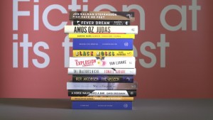 The Man Booker Prize 2017 longlist