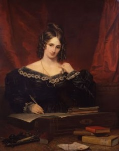 Мэри Шелли (1797 – 1851)