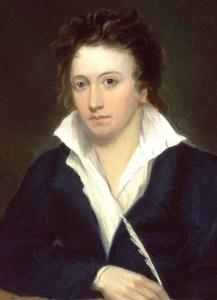 Портрет Перси Биши Шелли, 1819 год