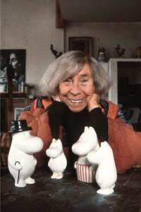 Туве Янссон (1914 – 2001)