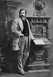 Френсис Брет Гарт (1836 – 1902)