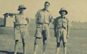 Роальд Даль в Африке