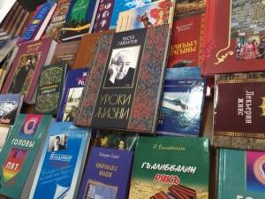 6 книжная ярмарка «Тарки-Тау»