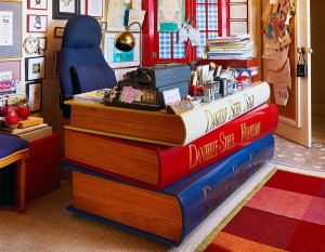 Danielle-Steel-My-Desk