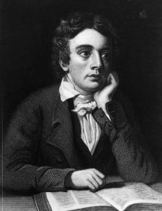 Джон Китс (1795 – 1821)