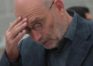 Писатель Григорий Чхартишвили