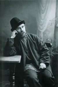 Поэт Николай Клюев