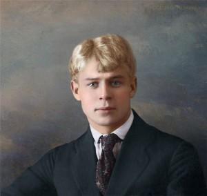 Сергей Есенин (1895 – 1923)