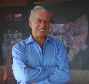 Mario Vargas Llosa_press
