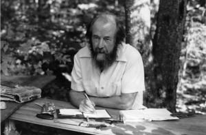 Александр Солженицын (1918 – 2008)