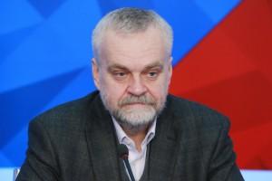 Ректор Литературного института им. А.М. Горького Алексей Варламов