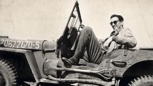 В годы войны Сэлинджер служил в контрразведке