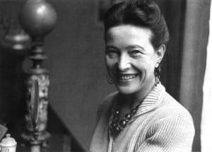Симона де Бовуар (1908 – 1986)
