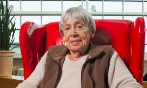 Урсула Ле Гуин (1929 – 2018)