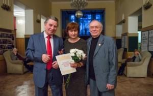 Вячеслав Щепоткин, Лидия Сычева, Станислав Куняев