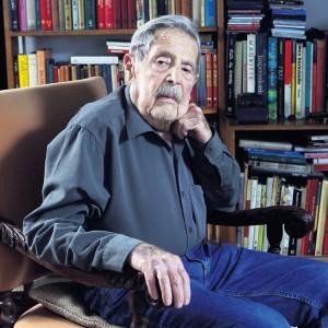 Хаим Гури, всемирно известный израильский писатель, журналист и режиссер