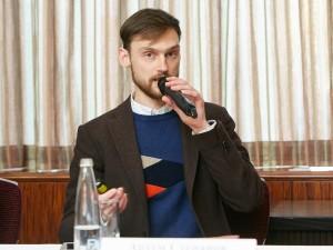 Генеральный директор издательства «МИФ» Артем Степанов