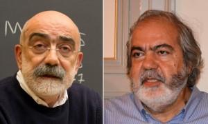 Турецкие журналисты Ахмет Алтан и его брат Мехмет