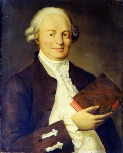 Василий Тредиаковский (1703 – 1769)