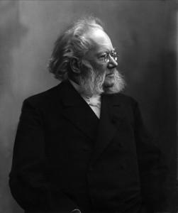 Генрик Ибсен (1828 - 1906)