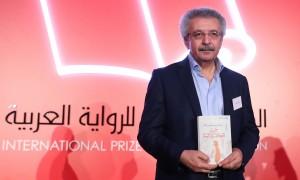 Palestinian writer Ibrahim Nasrallah