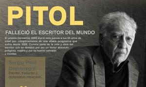 Серхио Питоль (1933 – 2018)