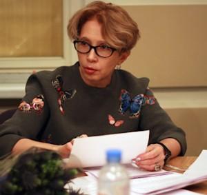 Ольга Славникова расскажет о новом романе