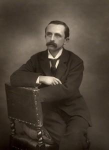 Джеймс Барри (1860 – 1937)