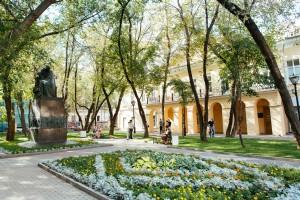 Дом Н.В. Гоголя в Москве