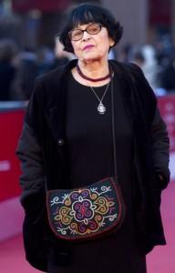 Кира Муратова на кинофестивале в Риме в ноябре 2012 года